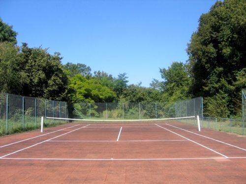 All-weather Tennis Court