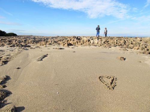 Puglia, open, tourist-free and sunny in winter