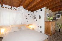 Eco Cottage Bedroom