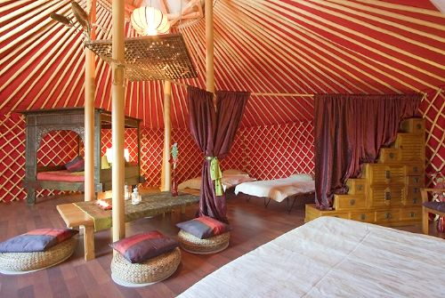 Yurt Luxury