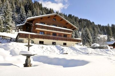 Family Friendly Holidays at Chalet La Sonnaille - Les Vaches