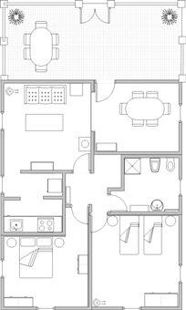 Pantano Floorplan