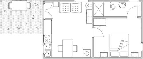 Pietramelina Floorplan