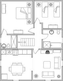 Rancale Floorplan