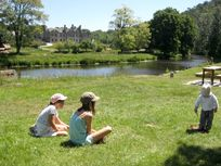 Picnic at the Abbaye de Bon Repos