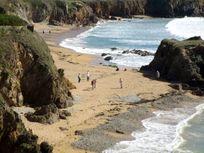 Le Pouldu Beach