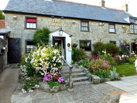 16th Century Smugglers Inn. Less than 5 minute walk.