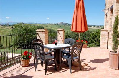 Family Friendly Holidays at Casa Mogliano  - Apartment Two