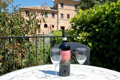 Family Friendly Holidays at Casa Mogliano - Apartment Three