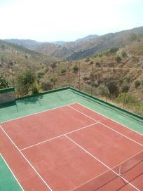 2 x Tennis courts