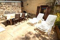 Grapevine main terrace