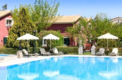 Family Friendly Holidays at Mousses Villas - 2 Bed Villa
