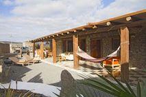 eco barn private terrace