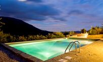 Heated Pool for use any time of day or night