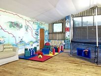 soft-play in the Playbarn
