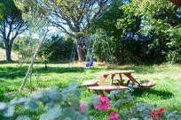 Play lawn - plenty to do
