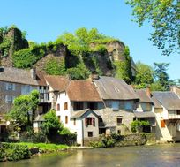 We are surrounded by beautiful, historical villages