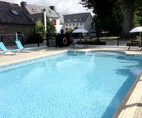 Le Rhun Gites - Pool