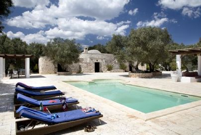 Family Friendly Holidays at Trullo Fico