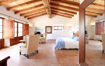 Family Friendly Holidays at Son Siurana - Superior Junior Suite