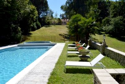 Family Friendly Holidays at Le Grand Pezet - Main house and Annexe