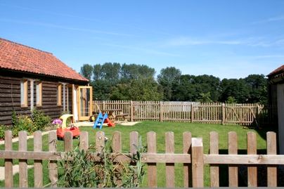 Family Friendly Holidays at North Farm Cottages - Barn Owl Cottage at North Farm