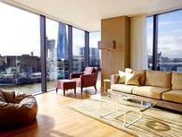 Cheval Three Quays - Tower View Deluxe 3-Bedroom Image 10