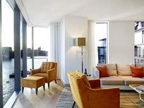 Cheval Three Quays - Tower View Deluxe 3-Bedroom Image 14