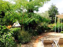 La Bergerie garden