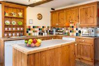 Bluebell Cottage Kitchen