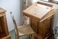 A quiet little study area