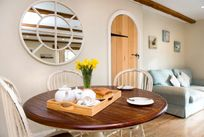Dining table perfect for those family meals