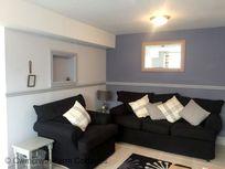 Hayloft lounge area