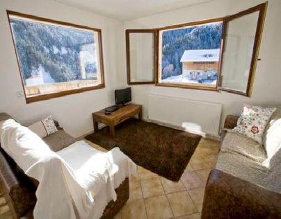 Family Friendly Holidays at Chalet La Giettaz- 3 bed apartment