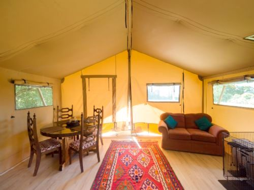 MUKOTA  / Safari Tent Image 3