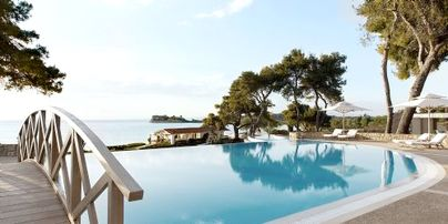 Family Friendly Holidays at Sani Club -  Ground Floor Double Sea View