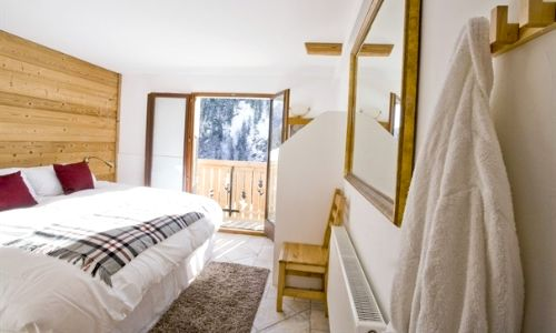 Chalet La Giettaz- 4 bed apartment Image 7