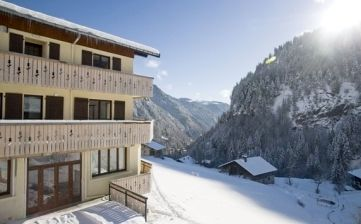 Family Friendly Holidays at Chalet La Giettaz- 4 bed apartment