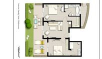 Sani Asterias - Two Bed Family Suite Beachfront Image 8