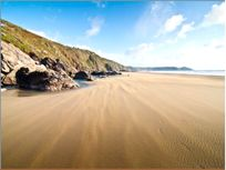 Whitsand Bay 7km Beach - 5 minutes from Blue Monkey