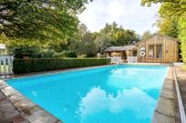 Sunnydell - Forest Getaway with Pool and Playroom Image 1