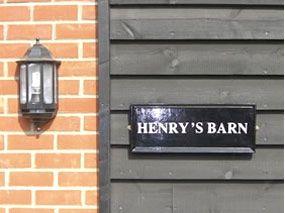 Old Hall Farm-Henry's Barn Image 9