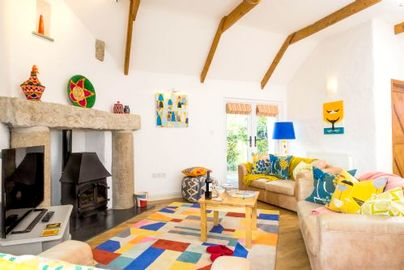 Family Friendly Holidays at Trelowth Cottages  - One