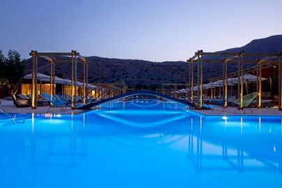 Family Friendly Holidays at Domes of Elounda-Family Suite (Garden View+Hot Tub)
