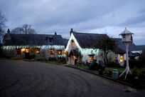Cottages at Xmas
