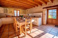 Petit Chateau Kitchen