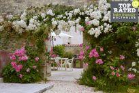 Jardin de Rose exterior