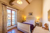 Chateau de Gurat - Le Coin Fleuri, double bedroom No.2