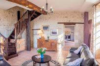 Chateau de Gurat - Le Coin Fleuri, lounge