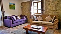 Comfortable main lounge